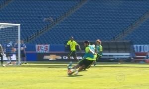 Seleção Brasileira enfrenta Estados Unidos nesta terça-feira (8)