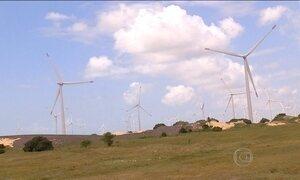 Produção de energia eólica gera  milhares de empregos no país