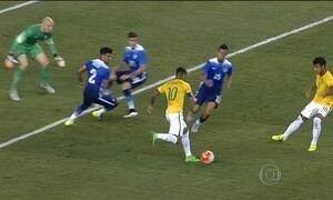 Brasil vence último amistoso antes das eliminatórias para a Copa da Rússia