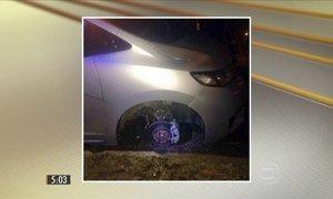Rodas de carros viram objeto de desejo dos ladrões em São Paulo
