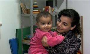 Filhos de refugiados têm recomeço difícil ao chegar ao Brasil
