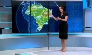 Tempo deve continuar ruim no Sul e Sudeste do Brasil nos próximos dias