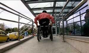JN mostra flagrantes do desrespeito a cidadãos com deficiência no país