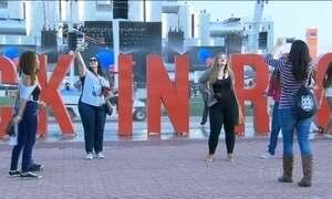 Cidade do Rock está pronta para receber a nova edição do Rock in Rio