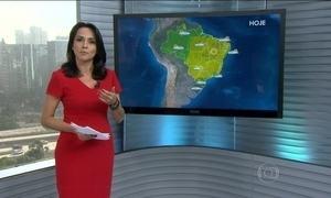 Rio Grande do Sul deve ter chuva forte nesta quarta (16)