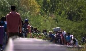 Croácia fecha sete pontos de fronteira com a Sérvia