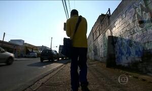 TRT determina que carteiro só pode andar até oito quilômetros por dia