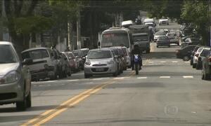 Em São Paulo, 88% dos acidentes de moto acontecem por imprudência