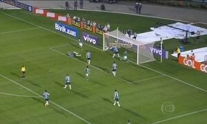 Palmeiras vence Grêmio e entra no grupo dos times com vaga na Libertadores