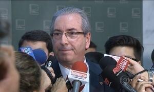 Delator cita suposta participação de Cunha em indicação na Petrobras