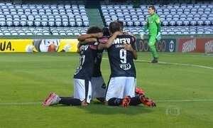 Confira os gols deste sábado (3) no futebol brasileiro