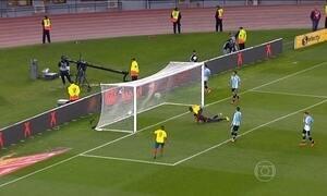 Argentina estreia com derrota nas Eliminatórias da Copa do Mundo