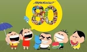 Criador da Turma da Mônica, Mauricio de Sousa faz 80 anos em outubro