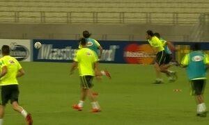 Brasil tenta a primeira vitória nas eliminatórias da Copa em Fortaleza