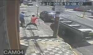 Agentes de trânsito são alvo de violência no interior de SP
