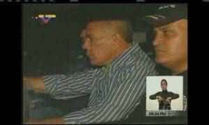 Preso o ex-candidato de oposição à presidência da Venezuela