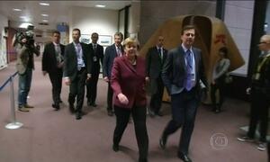 União Europeia discute como Turquia pode conter êxodo de refugiados