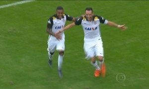Veja os gols deste domingo (18) pelo Campeonato Brasileiro