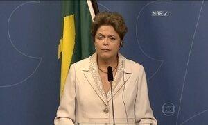 Dilma afirma, na Suécia, que não acredita em ruptura institucional