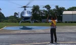 Autoridades estudam alternativas contra congestionamento aéreo