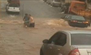 Chuvas são esperadas do extremo norte do RJ até o sul da Amazônia