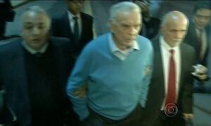 Ex-presidente da CBF é extraditado da Suíça para os Estados Unidos