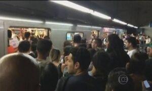Governo de São Paulo quer cortar R$ 1 bilhão de investimentos no metrô