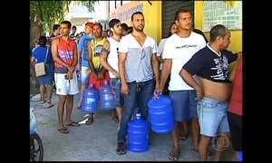 Cinco cidades de MG estão sem água por causa da tragédia em Mariana