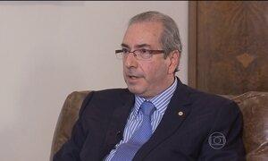 Documento revela que Cunha podia movimentar contas na Suíça