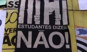 Fantástico acompanha ocupação das escolas públicas em São Paulo