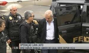 Pecuarista José Carlos Bumlai deve depor na PF, em Curitiba
