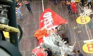 Falha mecânica foi a principal causa do acidente com avião da AirAsia na Indonésia