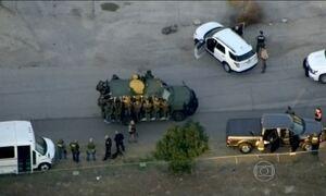 Grupo armado mata 14 mortes e deixa 17 feridos na Califórnia, nos Estados Unidos