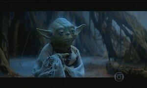 Star Wars: Fantástico conversa com elenco de novo filme em Los Angeles