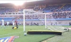 Veja os gols do Fantástico da última rodada do Brasileirão