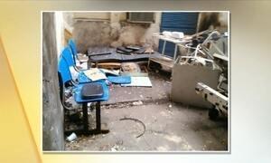Sem médicos, remédios e comida, três hospitais do RJ correm o risco de fechar