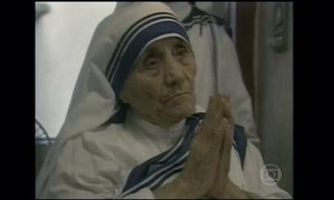 Vaticano confirma canonização de Madre Teresa de Calcutá