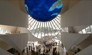 Museu do Amanhã é inaugurado no Rio com 'viradão' de atrações