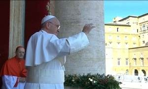 Papa pede diálogo e reconciliação contra os conflitos mundiais