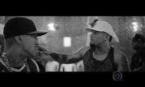Naldo Benny e Mano Brown lançam clipe de 'Benny e Brown'