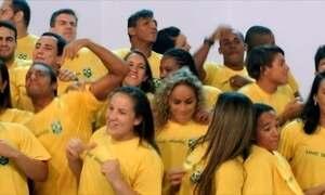 Veja em primeira mão a música oficial do 'Time Brasil'