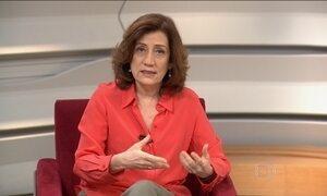 Miriam Leitão comenta o efeito da alta do dólar na balança comercial