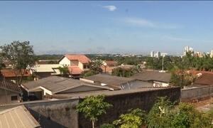 Tremores de terra assustam moradores de Londrina, no Paraná