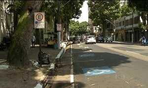 Multa para quem estacionar em vaga de deficiente aumenta mais que 100%