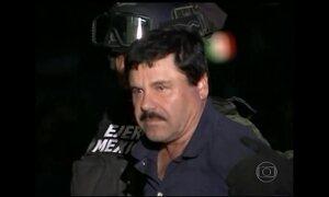 México anuncia que vai extraditar traficante El Chapo para os EUA