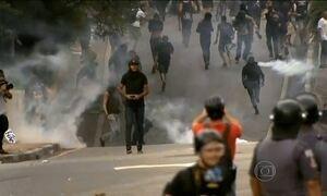 Aumento em passagens gera protesto em São Paulo e outras capitais