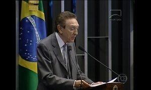 STF autoriza quebra dos sigilos bancário e fiscal do senador Edson Lobão, do PMDB