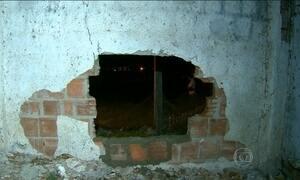 Vinte detentos fogem de prisão em Pernambuco