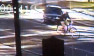 Ciclista é atropelado por automóvel em Maringá, no PR