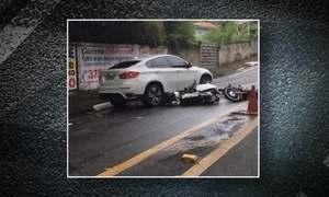 Imagens inéditas mostram acidente que matou irmão de ex-BBB em SP
